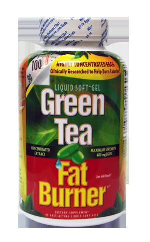 minuman fat burner adalah