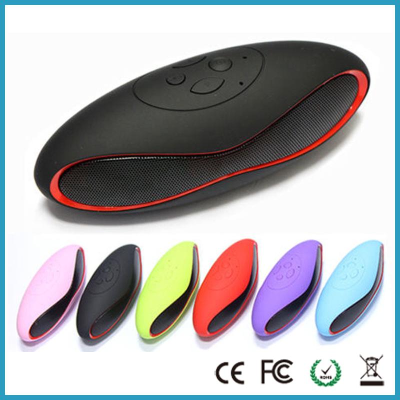 ลำโพง บลูทูธ mini x6u mini speaker ราคา 350 บาท