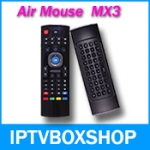 MX3 Keyboard 2.4G Air Mouse Wireless