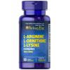 Puritan Tri-Amino Acid L-Arginine L-Ornithine L-Lysine (60 Tablets) กรดอะมิโนจำเป็น 3 ตัวหลัก ที่ช่วยกระต้นการเจริญเติบโต ช่วยเพิ่มความสูง และเพิ่มความแข็งแรงของกระดูก
