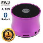ลำโพง Bluetooth Speaker ของ EWA A109 - สีชมพู