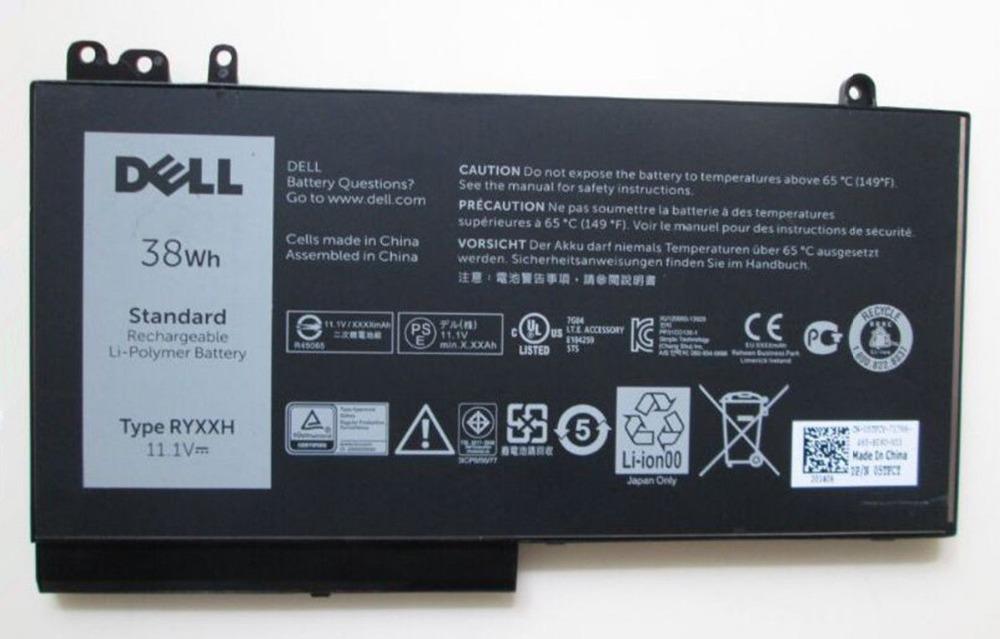 Battery DELL ของแท้ Latitude 12 5000 Series E5250 E5450 E5550 ประกันศูนย์ DELL ราคา ไม่แพง