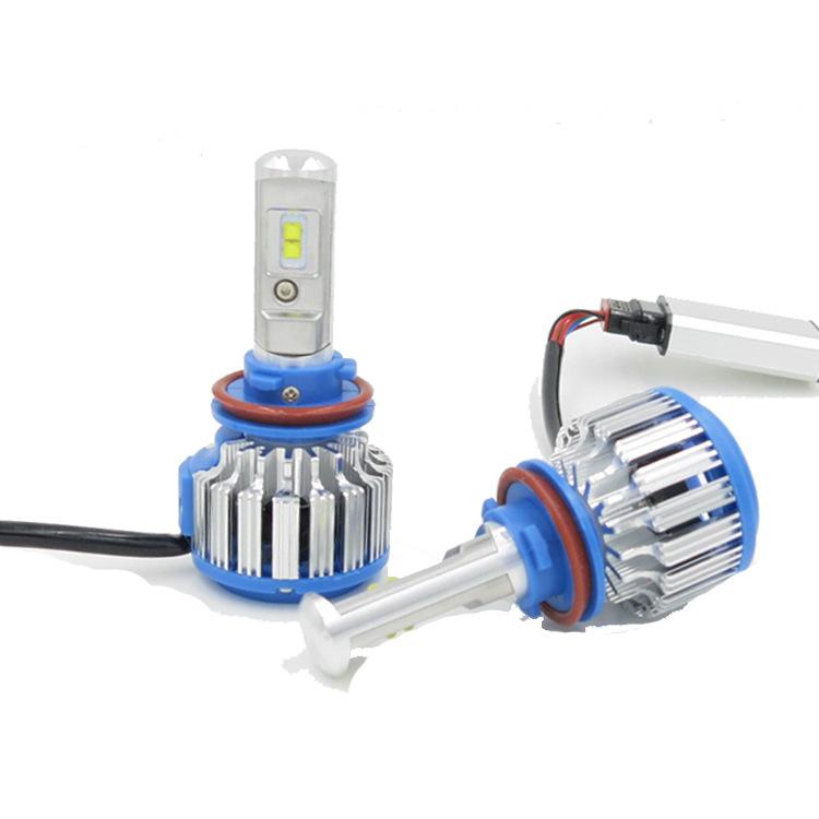 ไฟหน้า LED ขั้ว H11 Cree 35W รุ่น T1