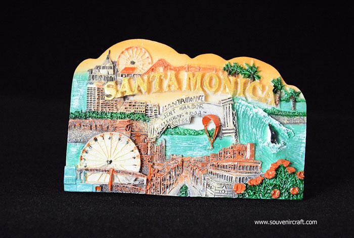 ซานตา โมนิก้า อเมริกา Santa Monica U.S.A