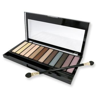 odbo The Classic Among Make Up Products OD208 โอดีบีโอ อายแชโดว์ 12 สี