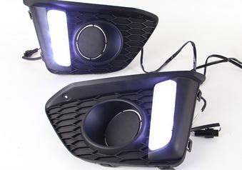 ไฟ SMD Daylight Honda Jazz 2014-16