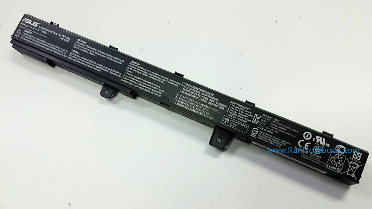 Battery Asus X451 X451C X451CA X551 X551C X551CA แบตแท้ ประกัน ศูนย์ Asus