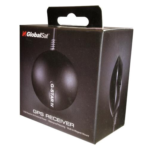 เครื่องรับสัญญาณ GPS แบบ USB (USB GPS Receiver) by Champ Biz Shop