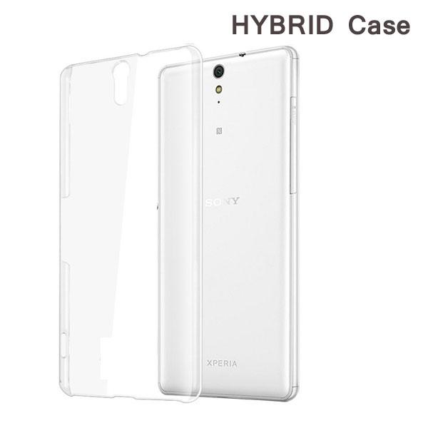เคสใส Xperia C5 Ultra แบบ Ultra Hybrid Case