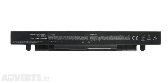 Battery Asus X550 X550A X550B X550C คุณภาพดี ราคา ไม่แพง ประกัน 1 ปี