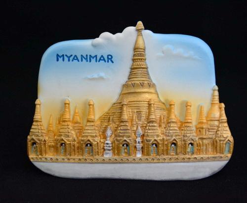 เจดีย์ชเวดากอง พม่า, Shwedagon Pagoda, MYANMAR
