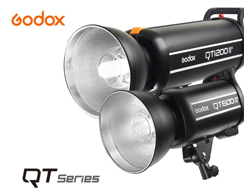 Godox QT600IIM 600ws HSS Studio Strobe Flash Light แฟลชสตูดิโอ ไฟสตูดิโอ bowen mount