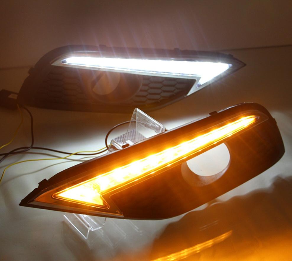 ไฟ SMD Daylight Honda CRV 13-16 ตรงรุ่น