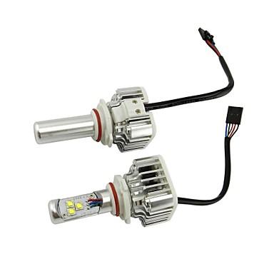 ไฟหน้า LED ขั้ว HB4 Cree 3 ดวง 30W