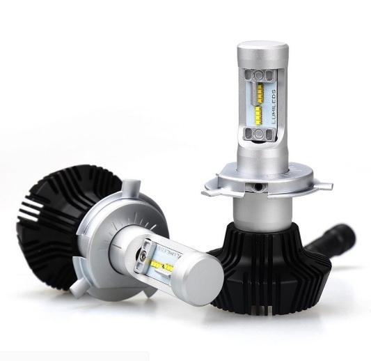 ไฟหน้า LED ขั้ว H4 LUXEON ZES 50W รุ่น G7