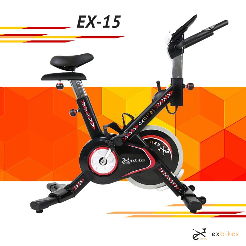จักรยาน Spin Bike รุ่น ex-15