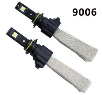 ไฟหน้า LED ขั้ว HB4(9006) Cree 2 ดวง 40W No Fan รุ่น F2