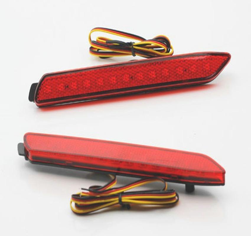 ไฟ LED ทับทิมท้าย Fortuner 2012-16