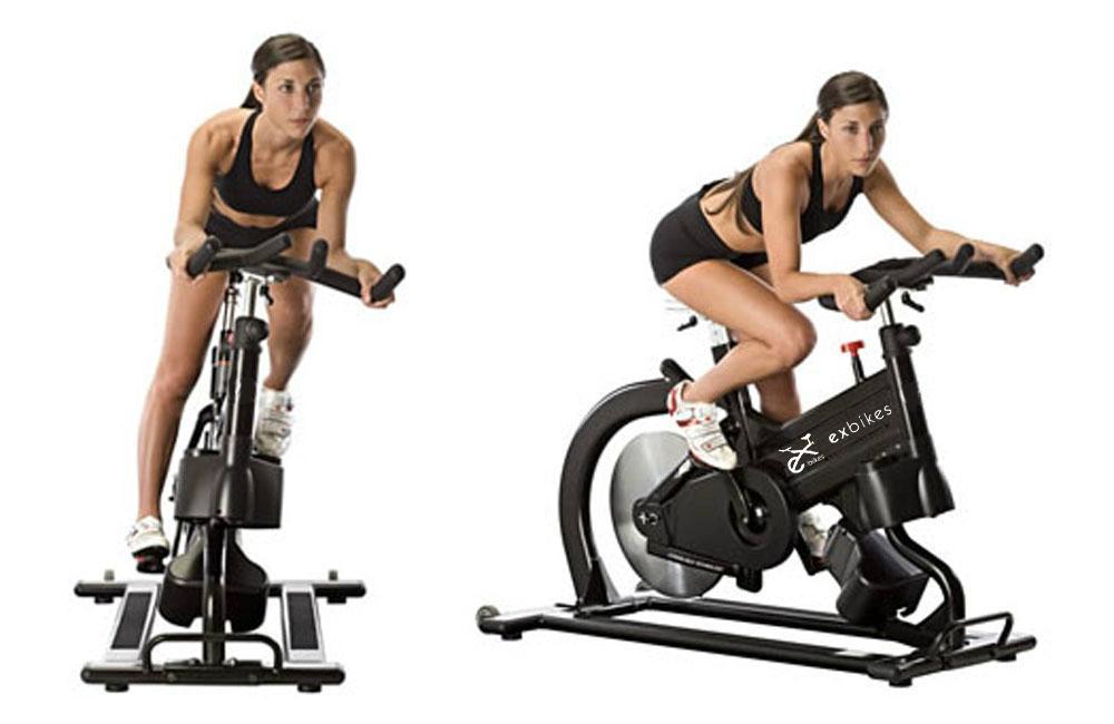 จักรยานนั่งปั่นออกกำลังกาย