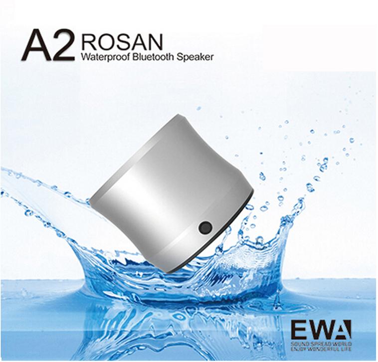 ลำโพง Bluetooth Waterproof Speaker ของ EWA Rosan A2 (กันน้ำ)