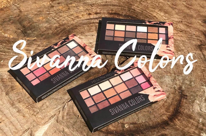**ของแท้** Sivanna HF209 HD Ultra Pro Makeup Eyeshadow