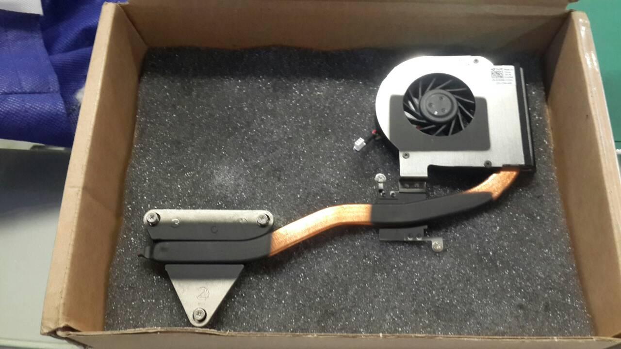 HeatSink + Fan For DELL Vostro 3400 ของแท้ ประกันศูนย์ DELL