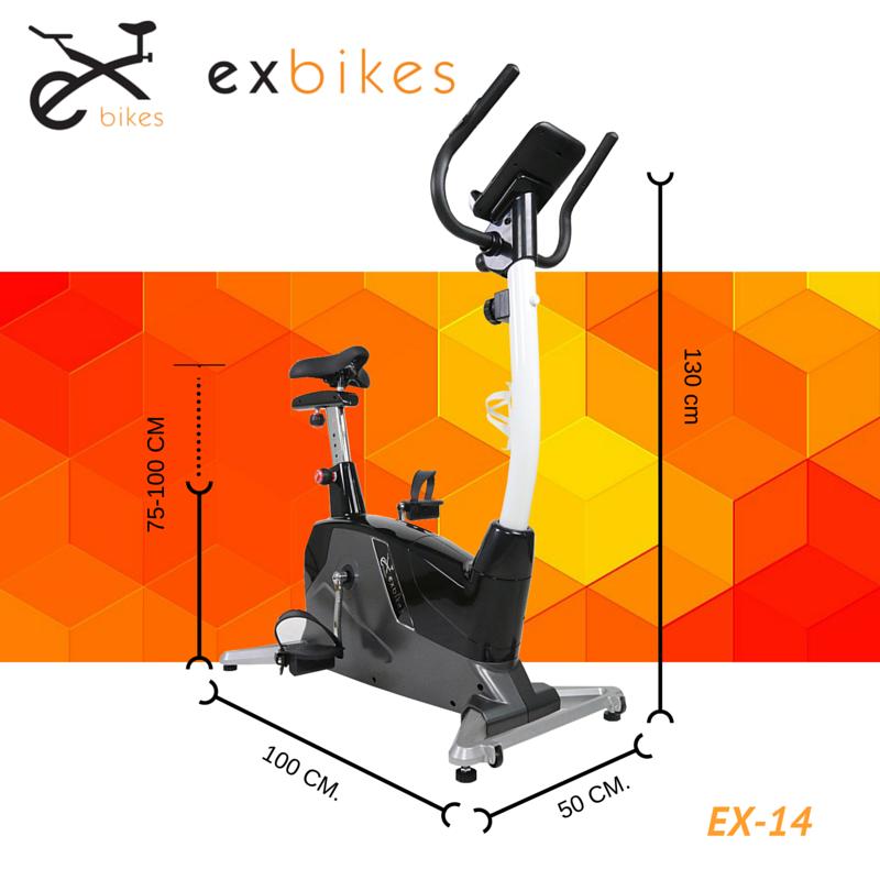 จักรยานนั่งปั่นออกกำลังกาย รุ่น ex-14