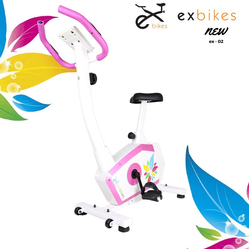 จักรยานนั่งปั่น รุ่น ex-02