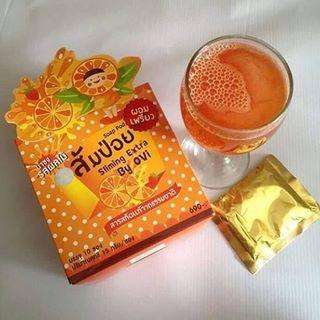 ส้มป่อย Sliming Extra By Ovi หุ่นดี ผอมเพรียว ได้ดั่งใจ ราคาส่งตั้งแต่กล่องแรก