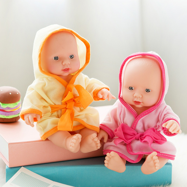ชุดตุ๊กตาอาบน้ำ เด็กอ่อน