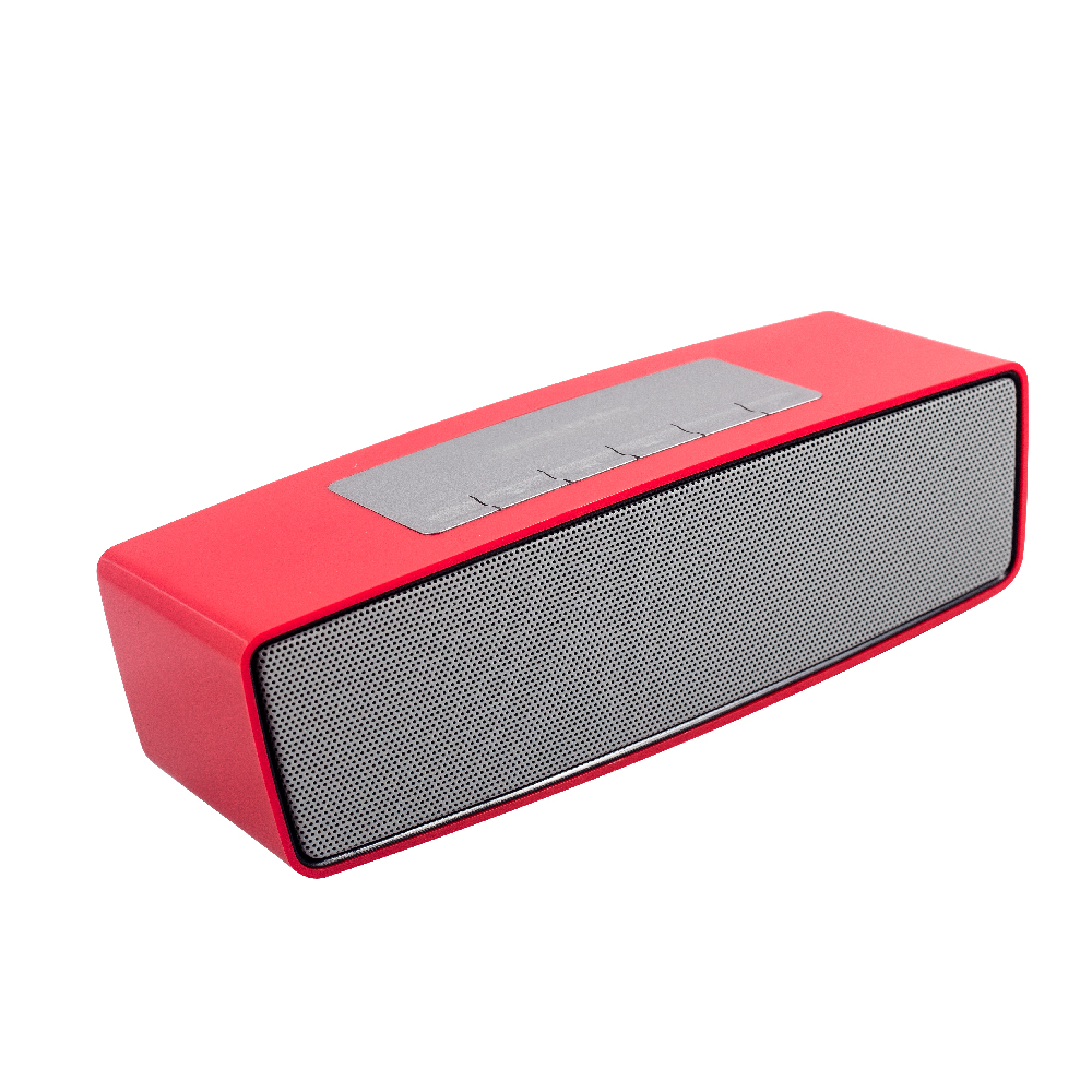 ลำโพงบลูทูธ bluetooth speaker SoundLink รุ่น S815 - Red สีแดง ฟรี ไฟแอลอีดี dukdik