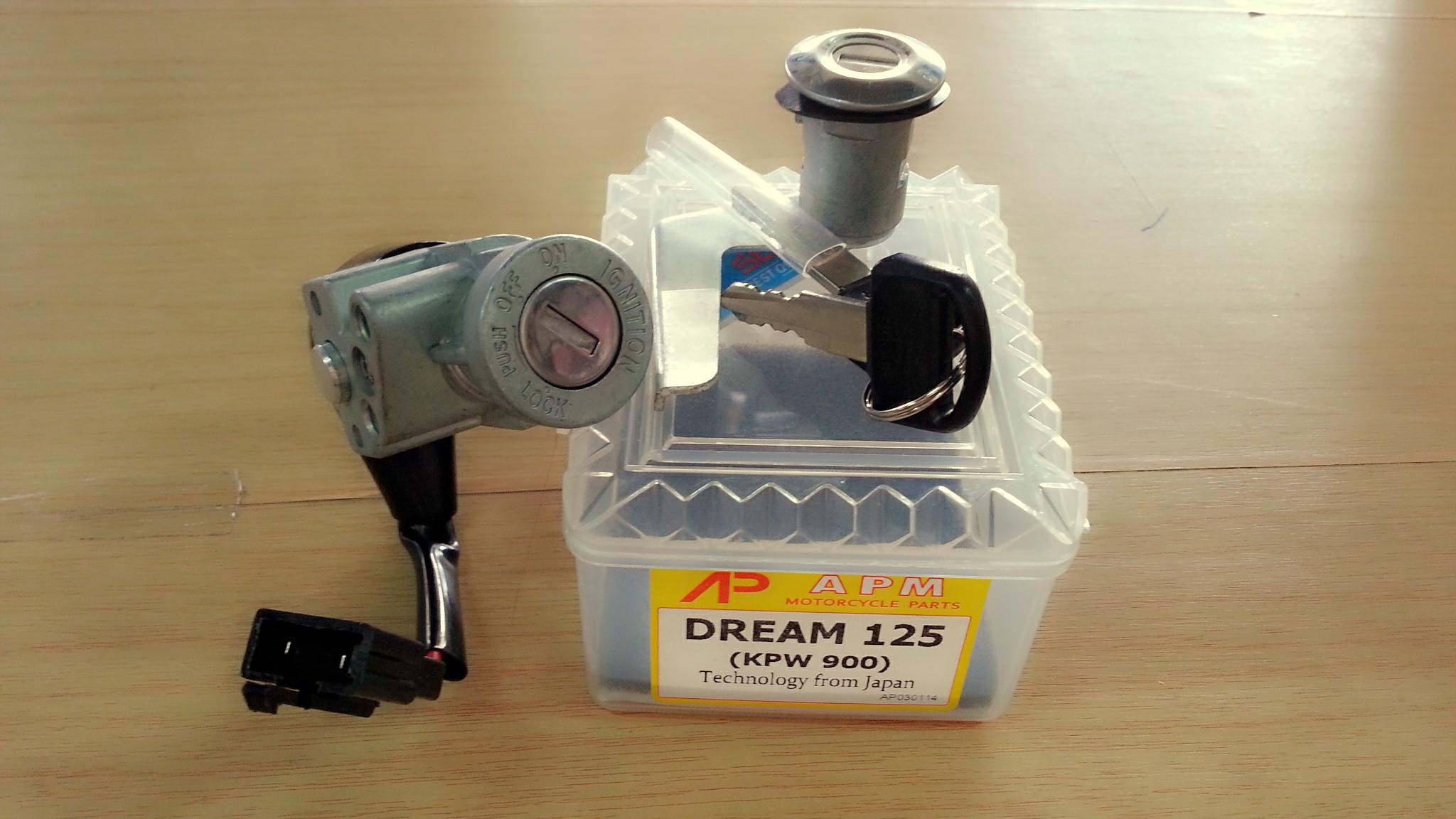 สวิทช์กุญแจ DREAM125
