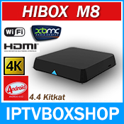 M8 Quadcore2.0 UltraHD 4K
