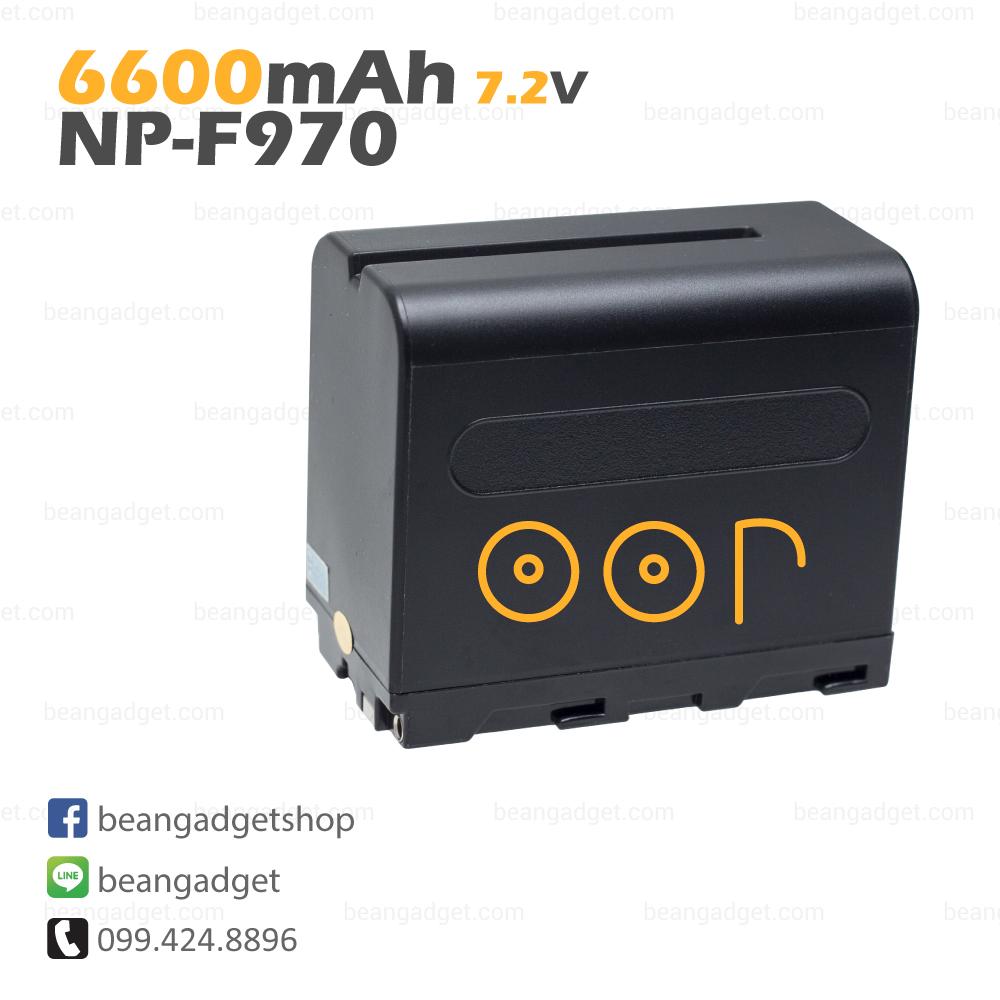 Li-on Rechargeable battery NP-F970 For Sony( YN-300 YN-600 ) แบตเตอรี่กล้องโซนี่