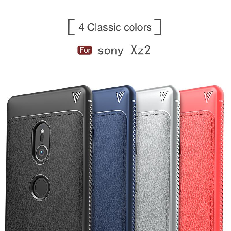 เคส Lenuo Leather Case สำหรับ Xperia XZ2