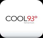 Cool 93 Farenheit