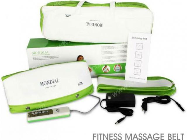 เข็มขัดกระชับสัดส่วน Slimming massager belt