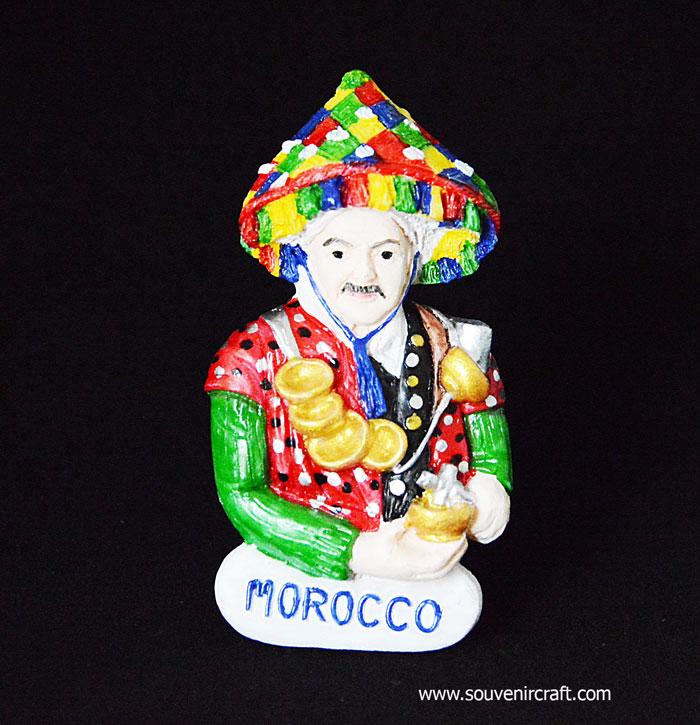 คนขายน้ำ โมร็อคโก Morocco