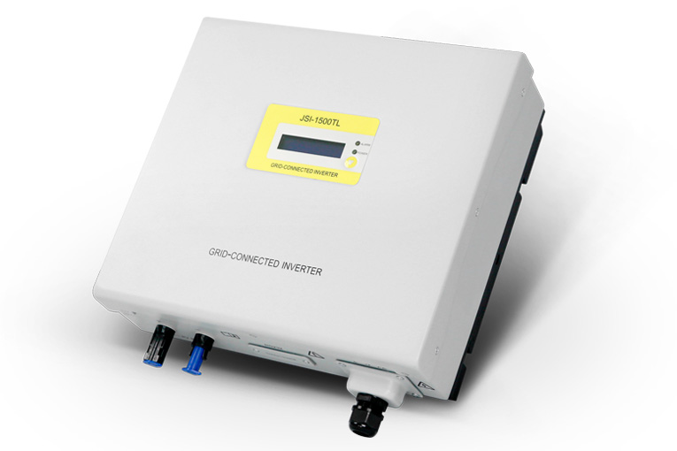 เครื่องแปลงไฟเชื่อมต่อสายส่ง Grid Tie Inverter - JFY 1 เฟส ขนาด 1.5KW-6KW