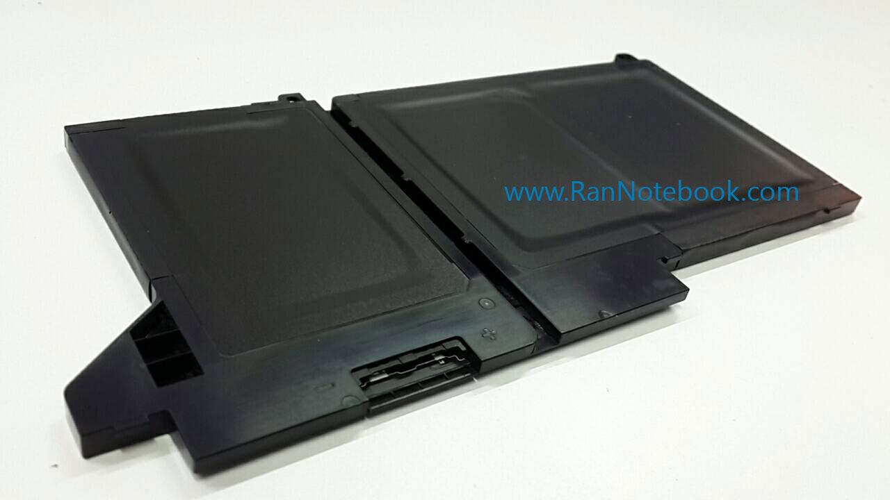 Battery Dell Latitude 7280 3-Cell 42Whr C27RW แบตแท้ ประกันศูนย์ Dell Thailand