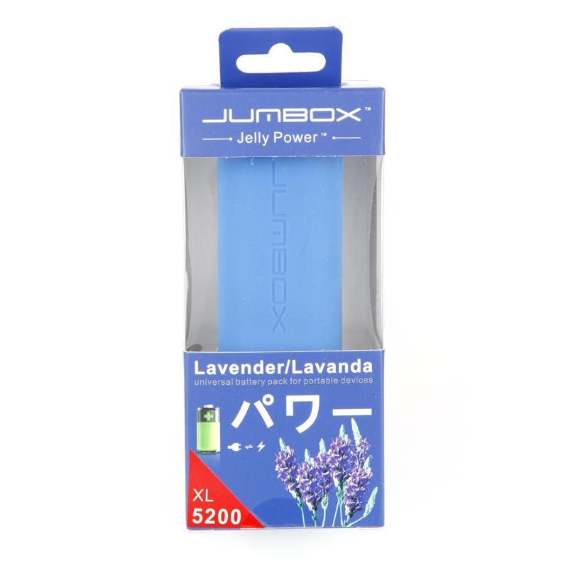 แบตสำรอง Jumbox 5200mAh Jelly Power