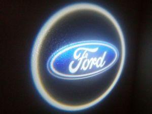 ไฟโลโก้ส่องพื้น Ford