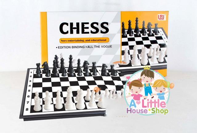 เกมส์หมากรุกฝรั่ง Chess แบบแม่เหล็ก