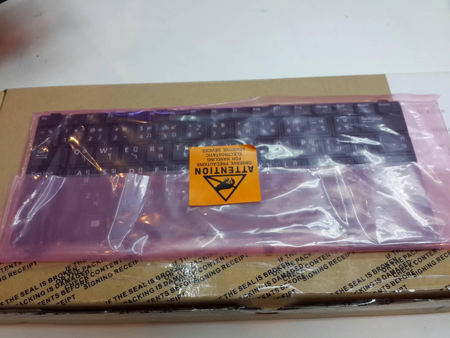 Keyboard DELL Latitude E5420,E5430,E6420 E6230 E6320 ของแท้ ประกันศูนย์ DELL ราคา ไม่แพง