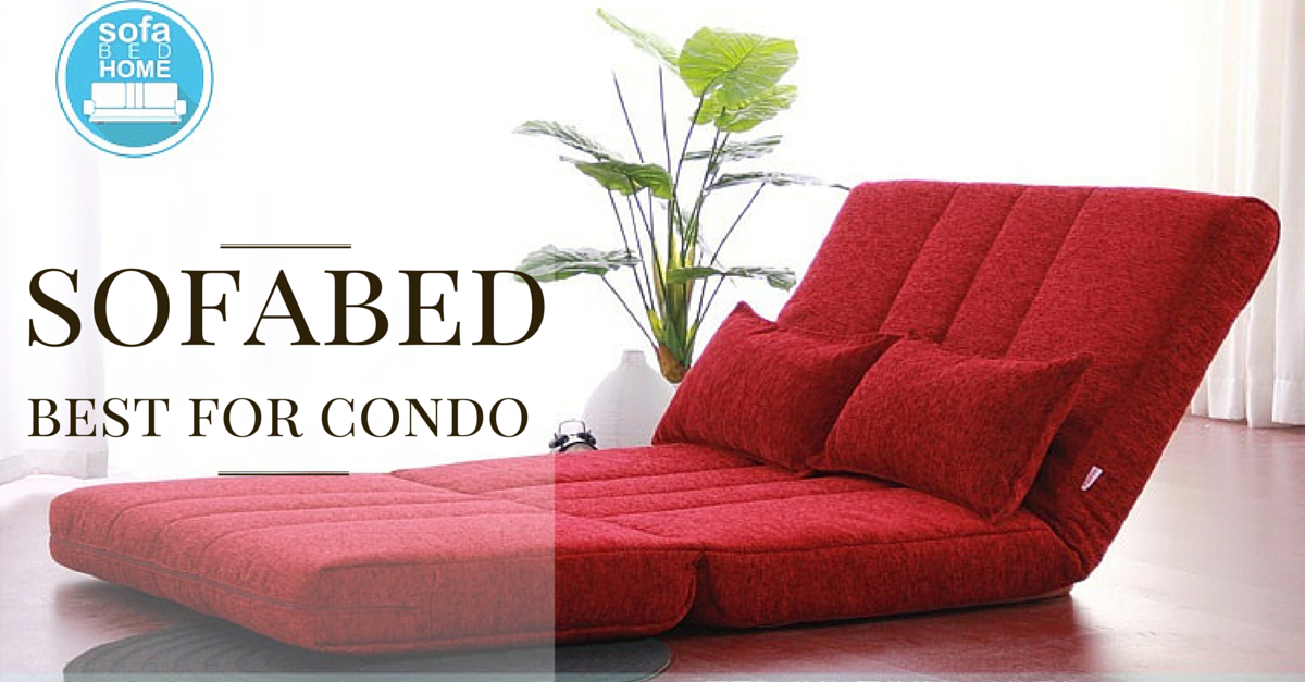 โซฟาปรับนอน รุ่น Japan Lazy สีแดง โซฟาเบด ตกแต่งคอนโด แต่งห้องนอนขนาดเล็ก