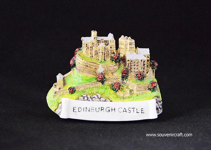 ปราสาทเอดินเบิร์ก สก็อตแลนด์ Scotland