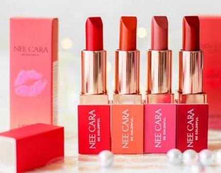N037 Nee Cara I'm Lipstick ของแท้