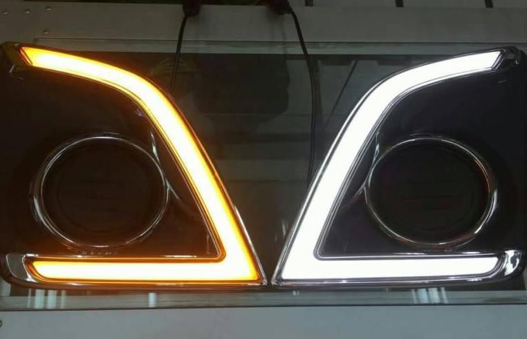 ไฟ SMD Daylight All New D-Max 2016 ตรงรุ่น