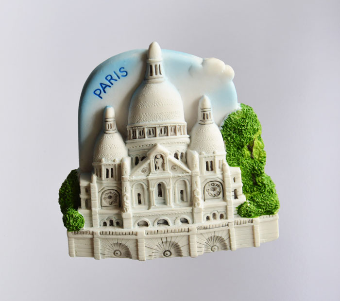มหาวิหารซาเคร-เกอร์ Sacre Coeur,Paris France