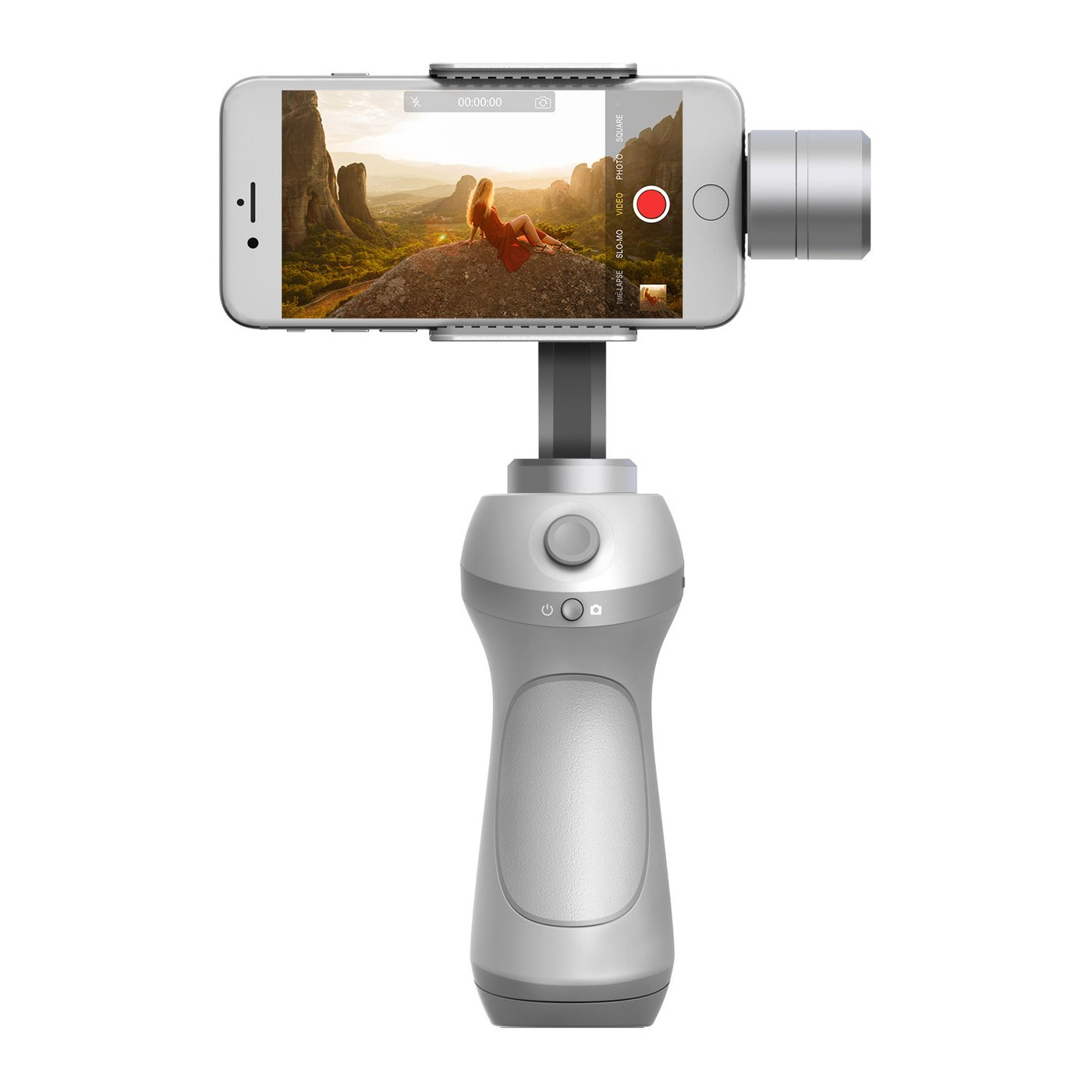 FeiyuTech Gimbal ไม้กันสั่นมือถือ Vimble c Smart Phone Gimbal App Control, Face-tracking, Panorama and Selfie Ready